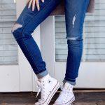 Jeans till vardag och fest