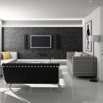 Minimalistiskt hem